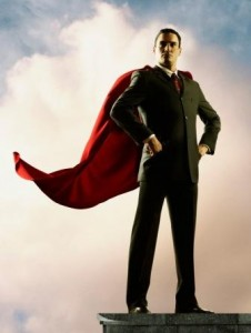 Super-Man of Integrity
